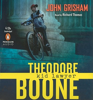 [CD] Theodore Boone By Grisham, John/ Thomas, Richard (NRT)